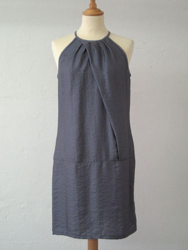 Schnittmuster Kleid Faro | Faltung, Schnittmuster kleid und Ausschnitt