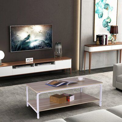 Latitude Run® Cellon Coffee Table with Storage