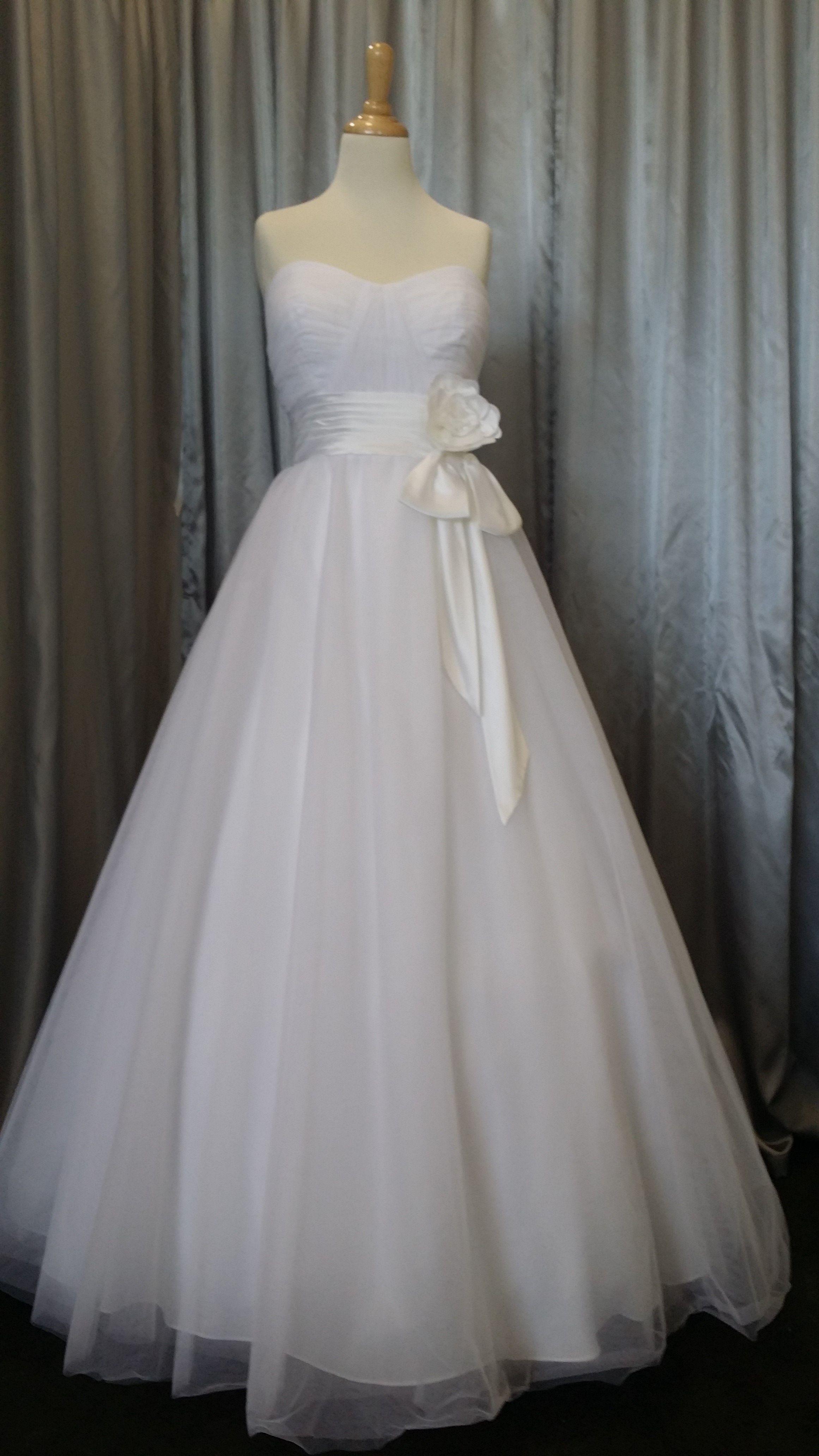 Debutante Gown www.vintagetulle.com.au | Vintage Tulle | Pinterest ...