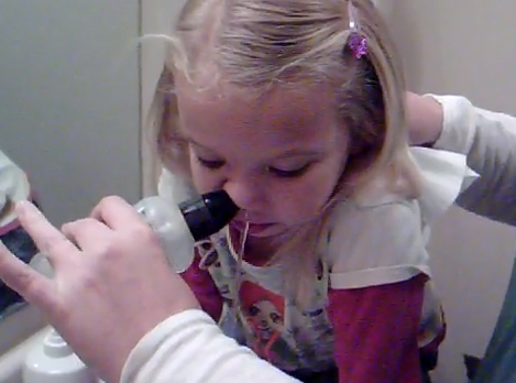 This Remedy Cured My Daughter Of Her Perpetual Stuffy Nose