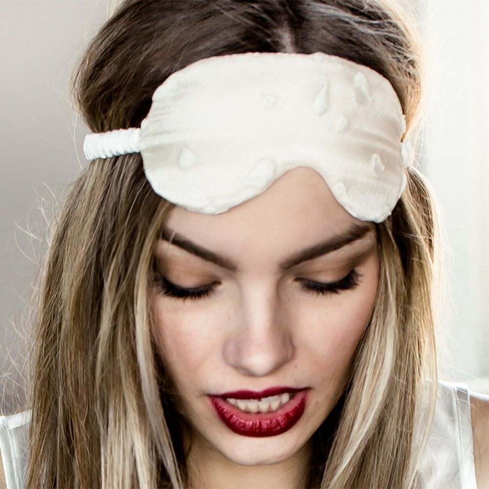 Evgenia - Janus Sleep Mask Alabaster