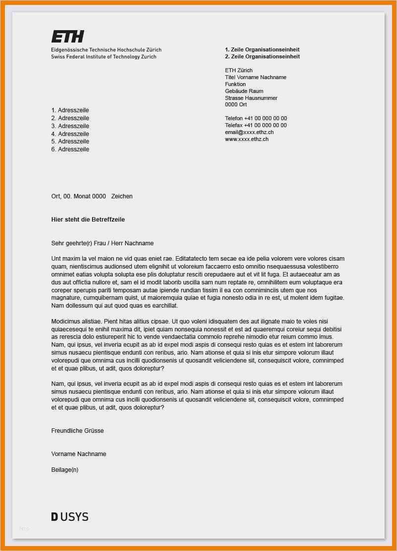 15 For Formatvorlage Brief Word Resume Format