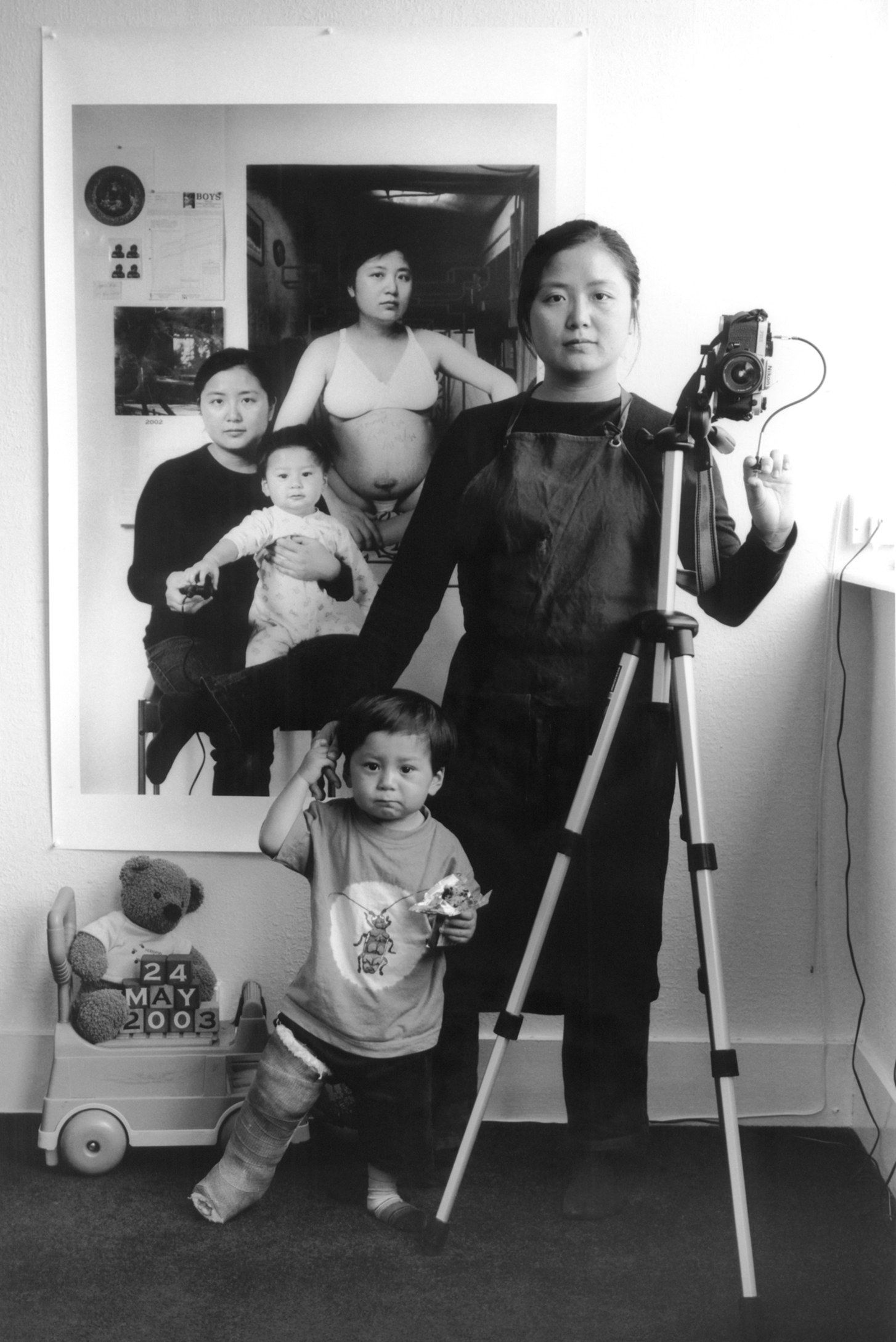 A Photographer's Vision of Being a Mother and an Artist