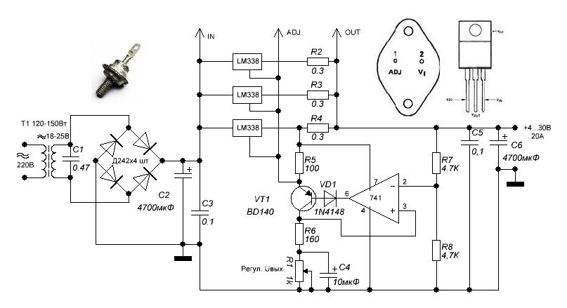 [DIAGRAM] Wiring Diagram For Solar Panel To Battery
