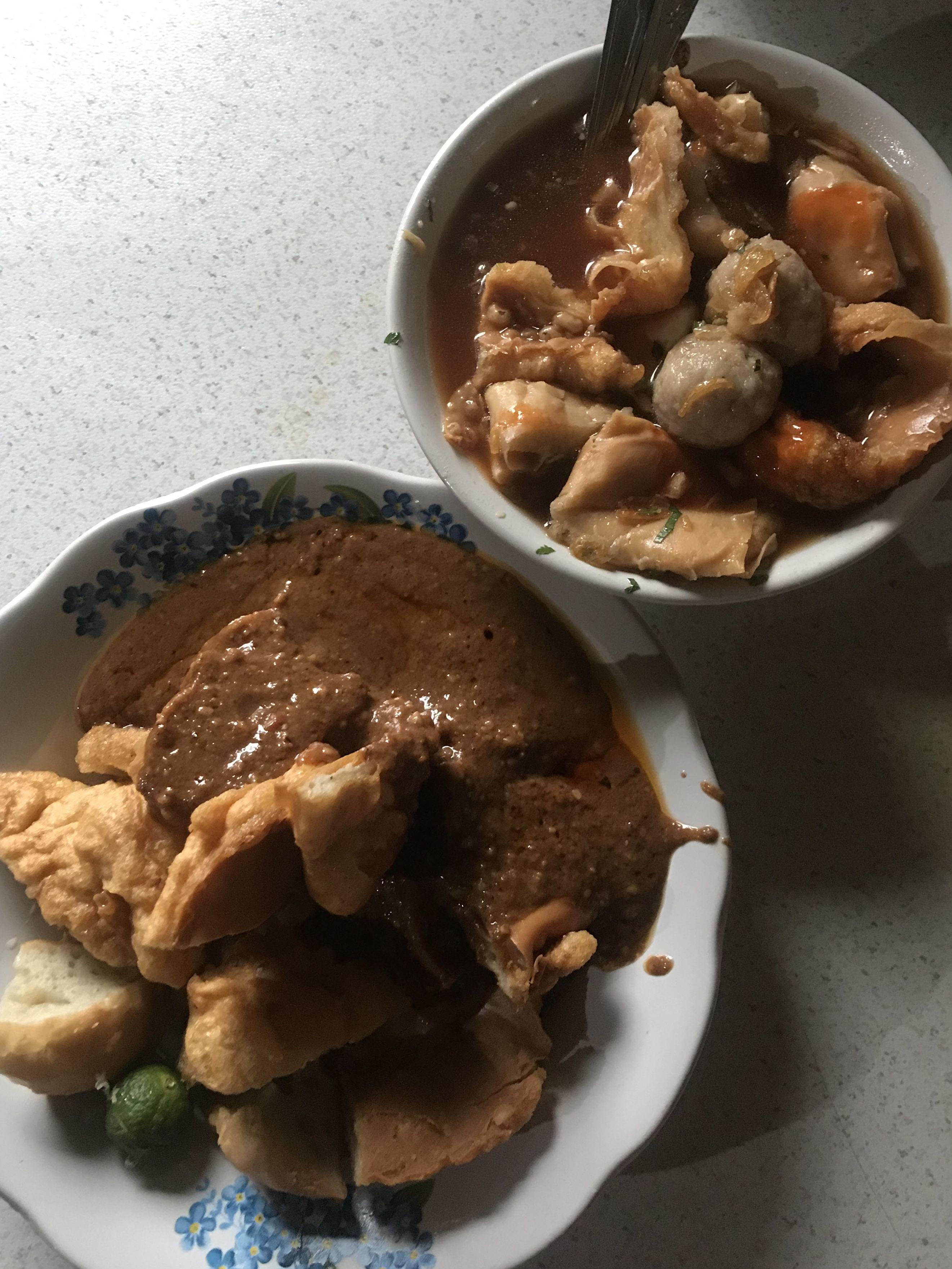 Bakso Cuanki Batagor Serayu Bandung Bakso