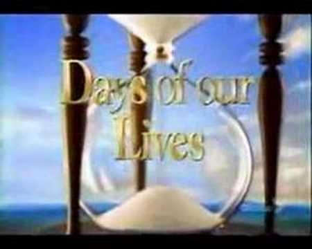 Days Of Our Lives Intro Days Of Our Lives Intro Youtube Grandmas House