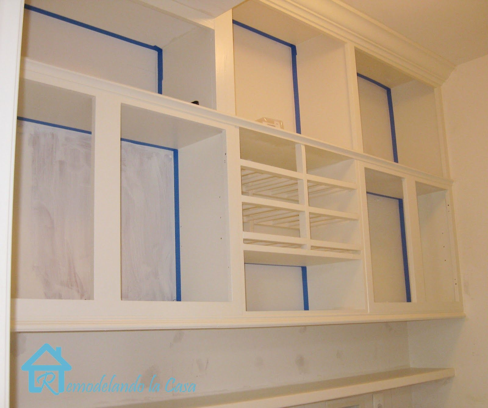 Overhead Kitchen Cabinet 2019: Building The Cabinets Up To The Ceiling In 2019