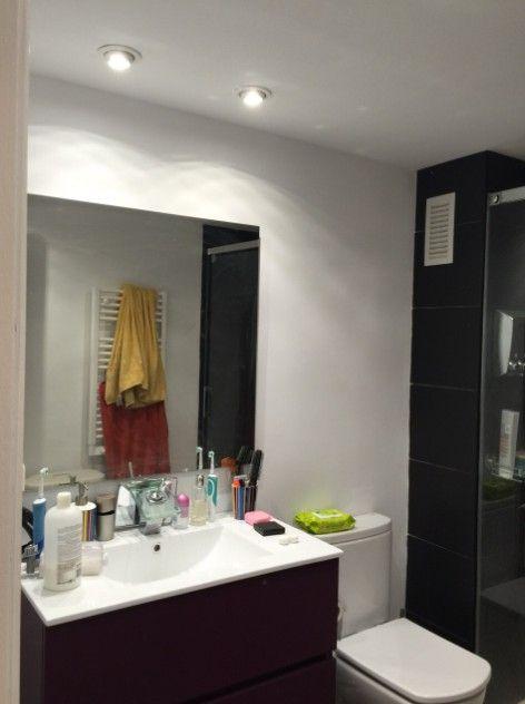 Pin By Diana Alvarez On Banos Y Aseos Bathroom Mirror Bathroom Lighting Lighted Bathroom Mirror
