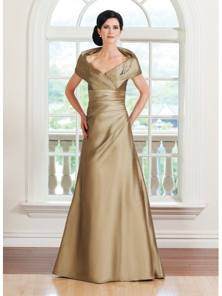 Principal Sponsors Elegant Off The Shoulder Champagne Dress