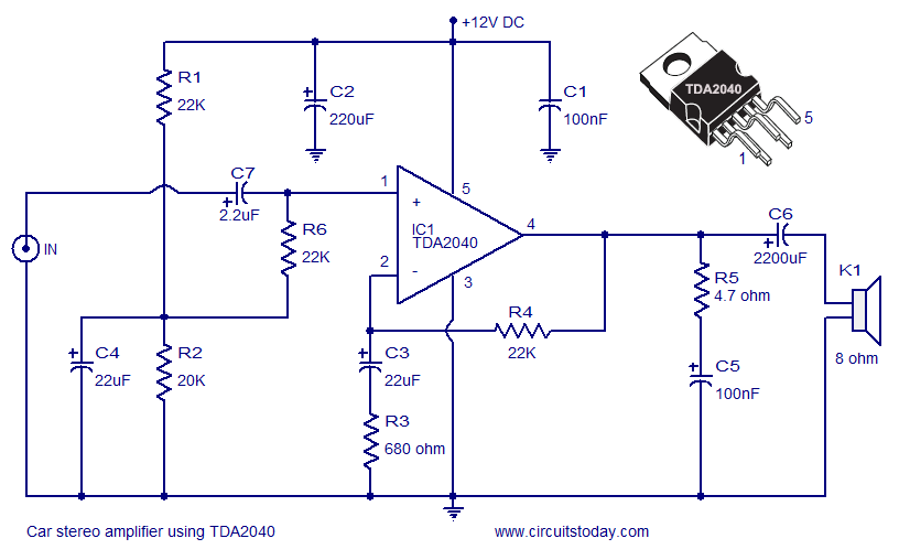 Circuitos Electronicos Faciles   Circuito electrónico ...