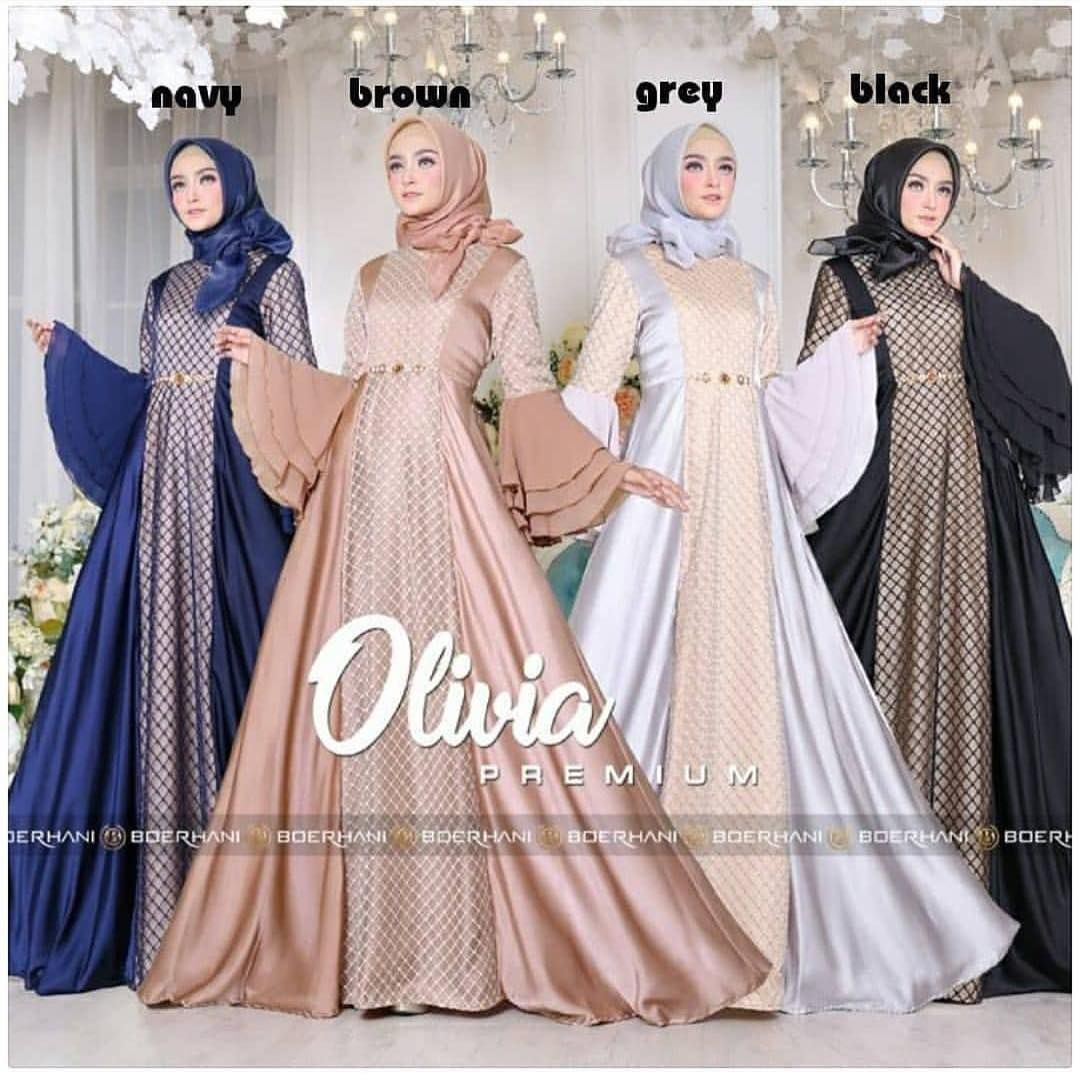Pin di Hijab Fashion