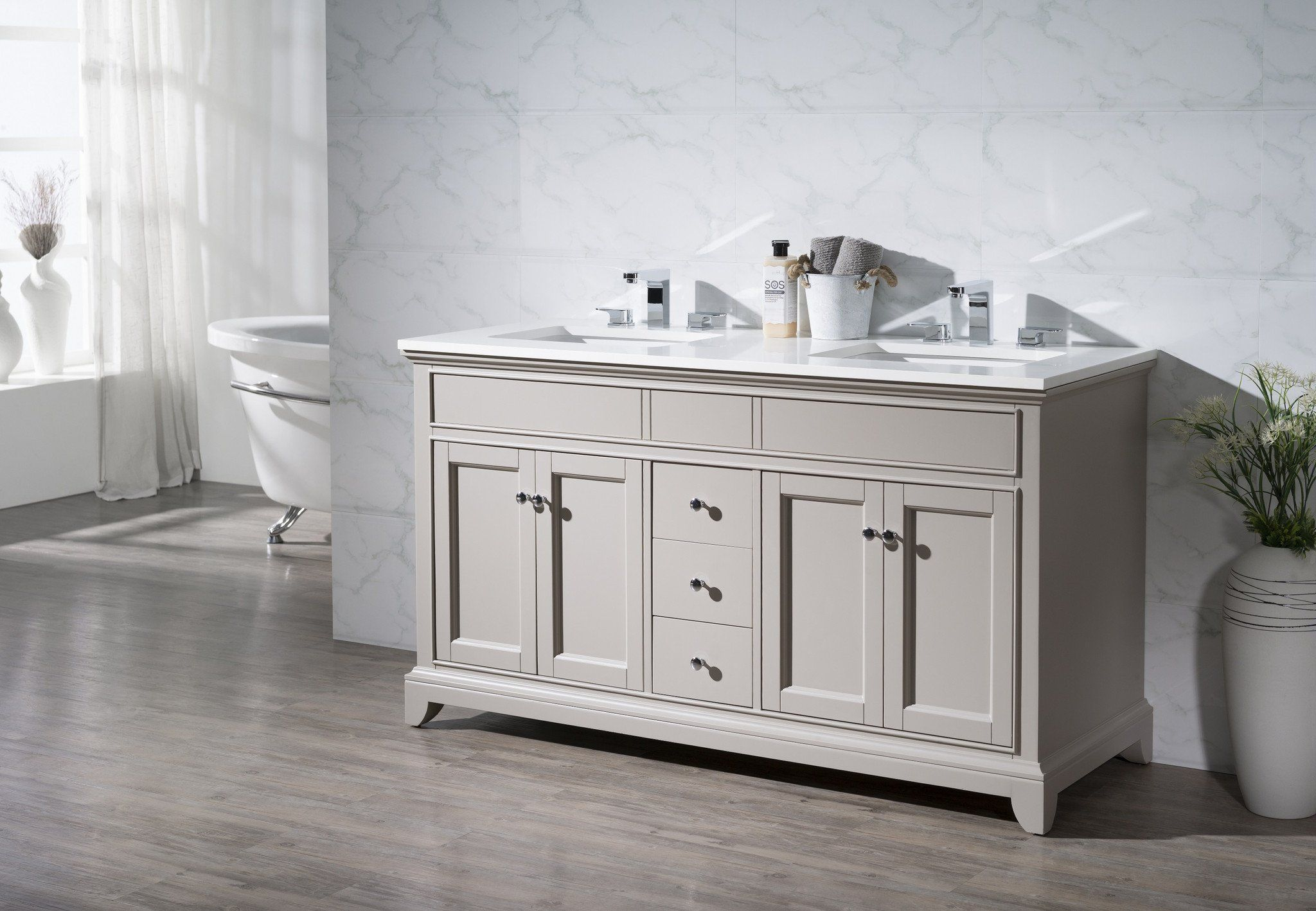 Arianny 31 Inch 37 Inch 49 Inch Single Sink Or 59 Double Sink