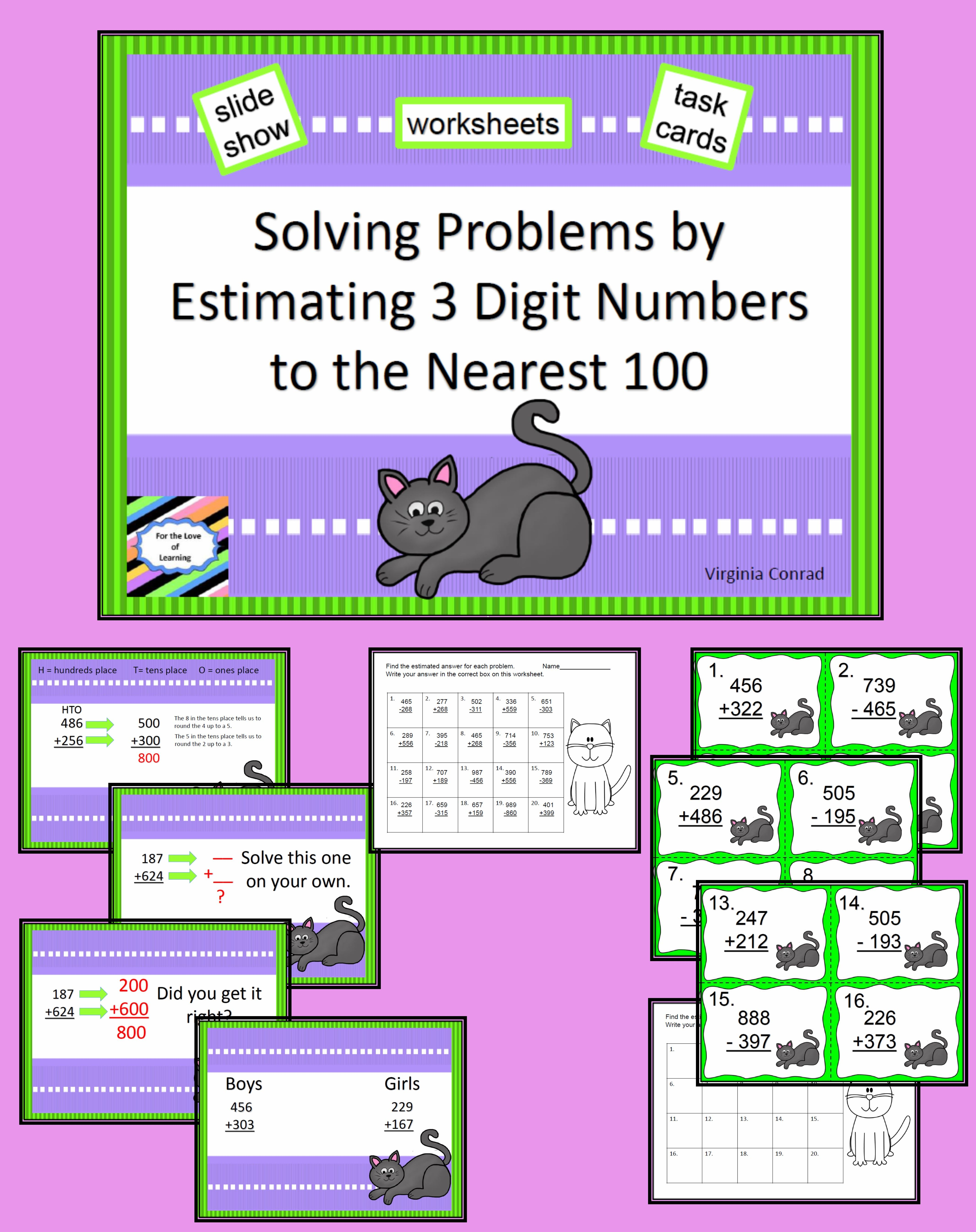 Estimating Solutions To The Nearest 100