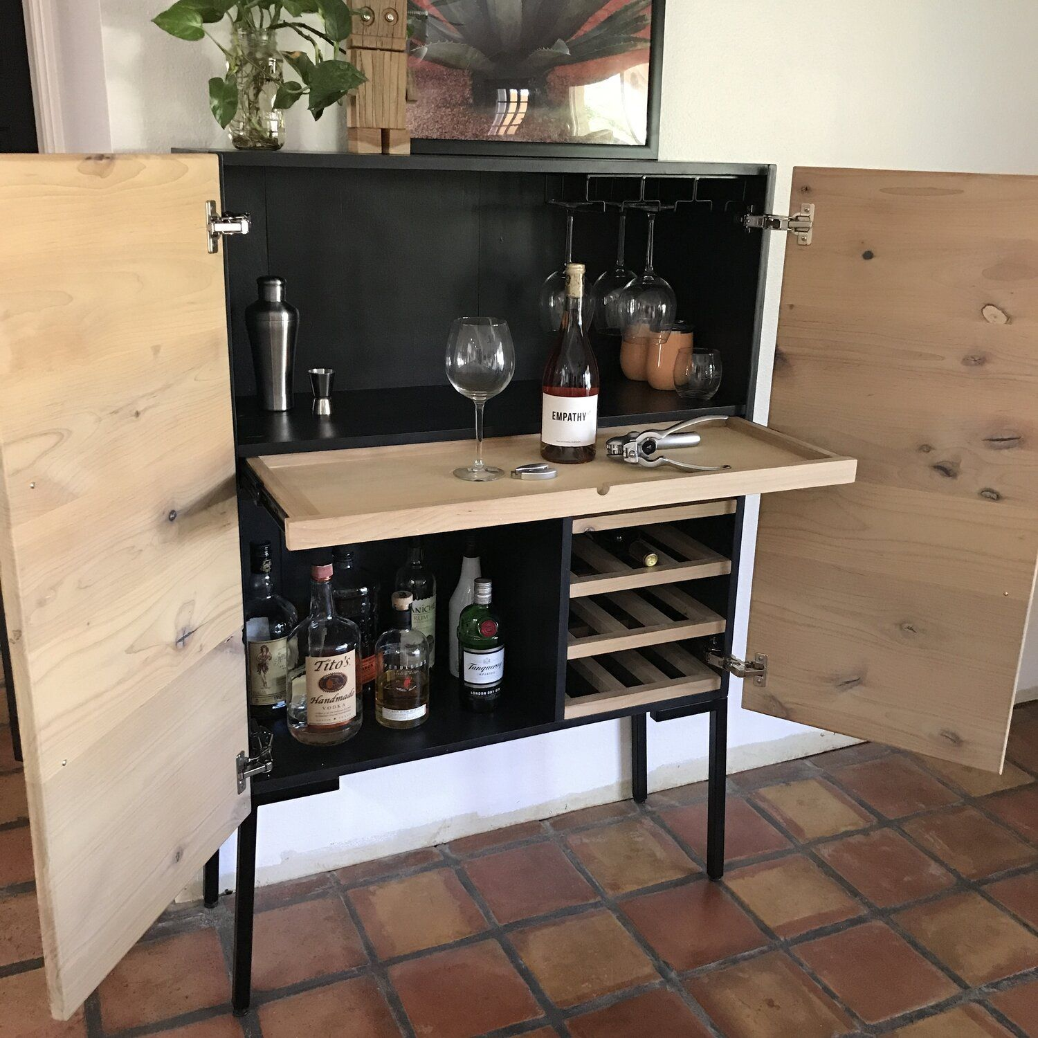 Diy Bubbly Bar Cabinet Power Carving The Awesome Orange Home Bar Cabinet Bar Cabinet Modern Bar Cabinet