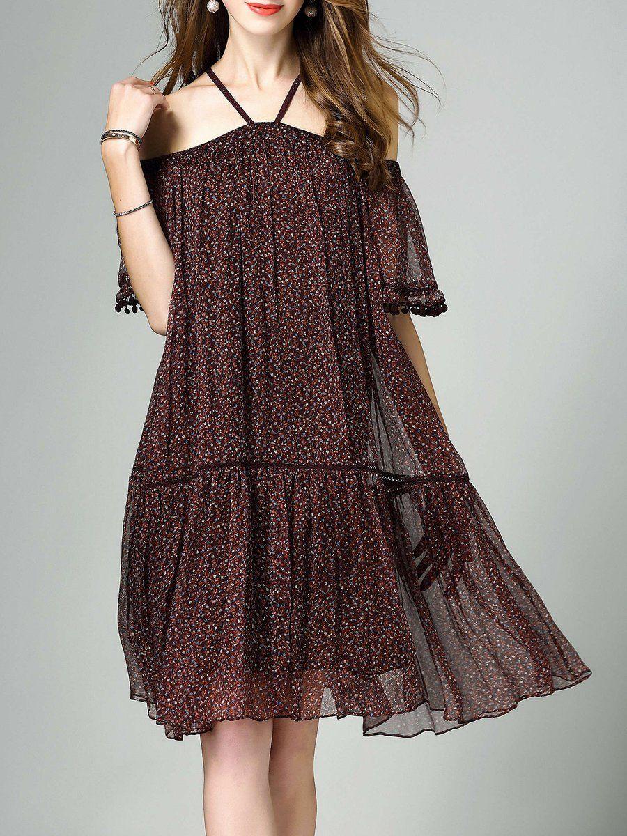 Adorewe stylewe midi dressesdesigner elenyun off shoulder