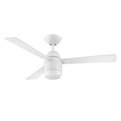 Kendal Lighting Ac18842 Wh Antron 42 Inch White With White