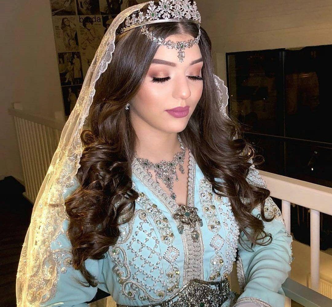 33++ Coiffure mariage marocain le dernier
