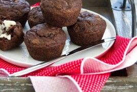 Vegan Muffin Square And Quick Bread Recipes Oh She Glows Chocolate Zucchini Chocolate Zucchini Muffins Healthy Sweets
