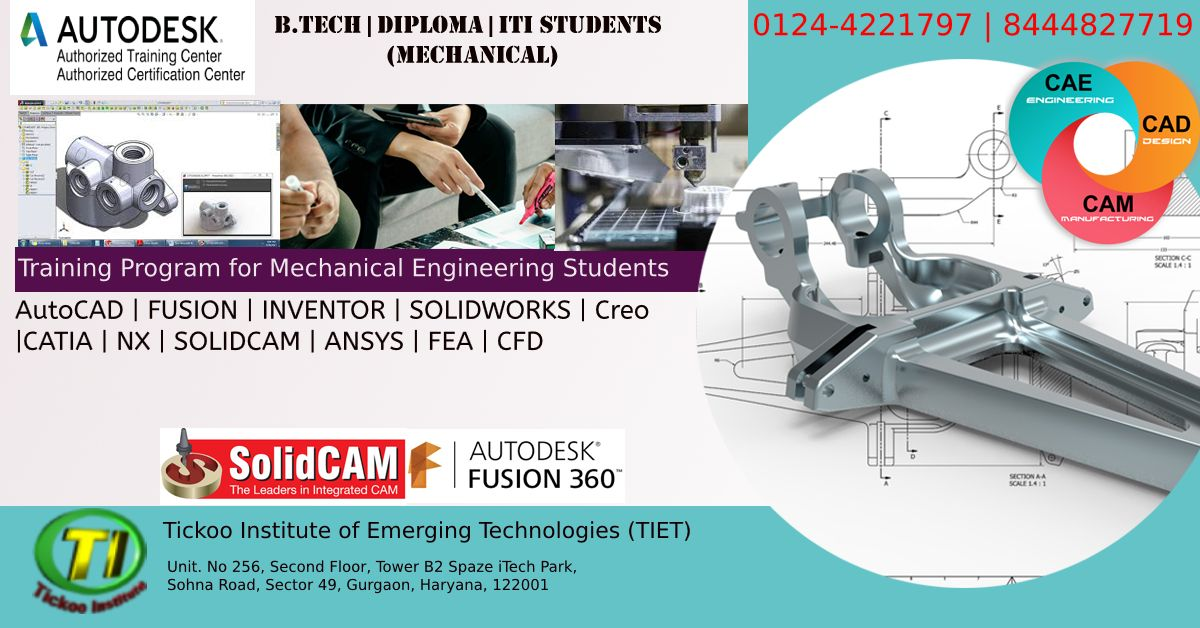 Job Oriented Courses For Mechanical Engineering Students Engineering Student Emerging Technology Mechanical Engineering
