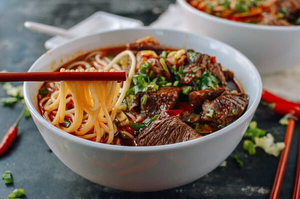Spicy Beef Noodle Soup Recipe Beef Noodle Soup Beef And Noodles Spicy Beef