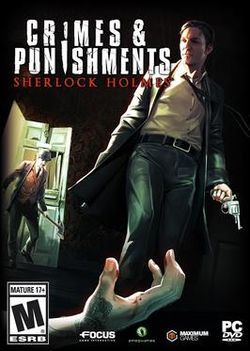 Sherlock Holmes Crimes Punishments Spel