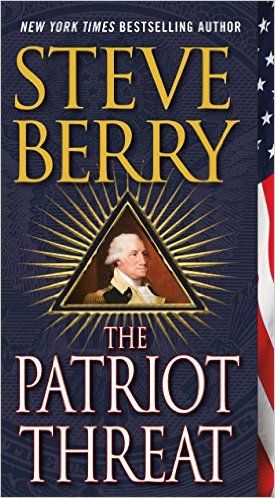 Download The Patriot Threat by Steve Berry PDF, eBook, ePub