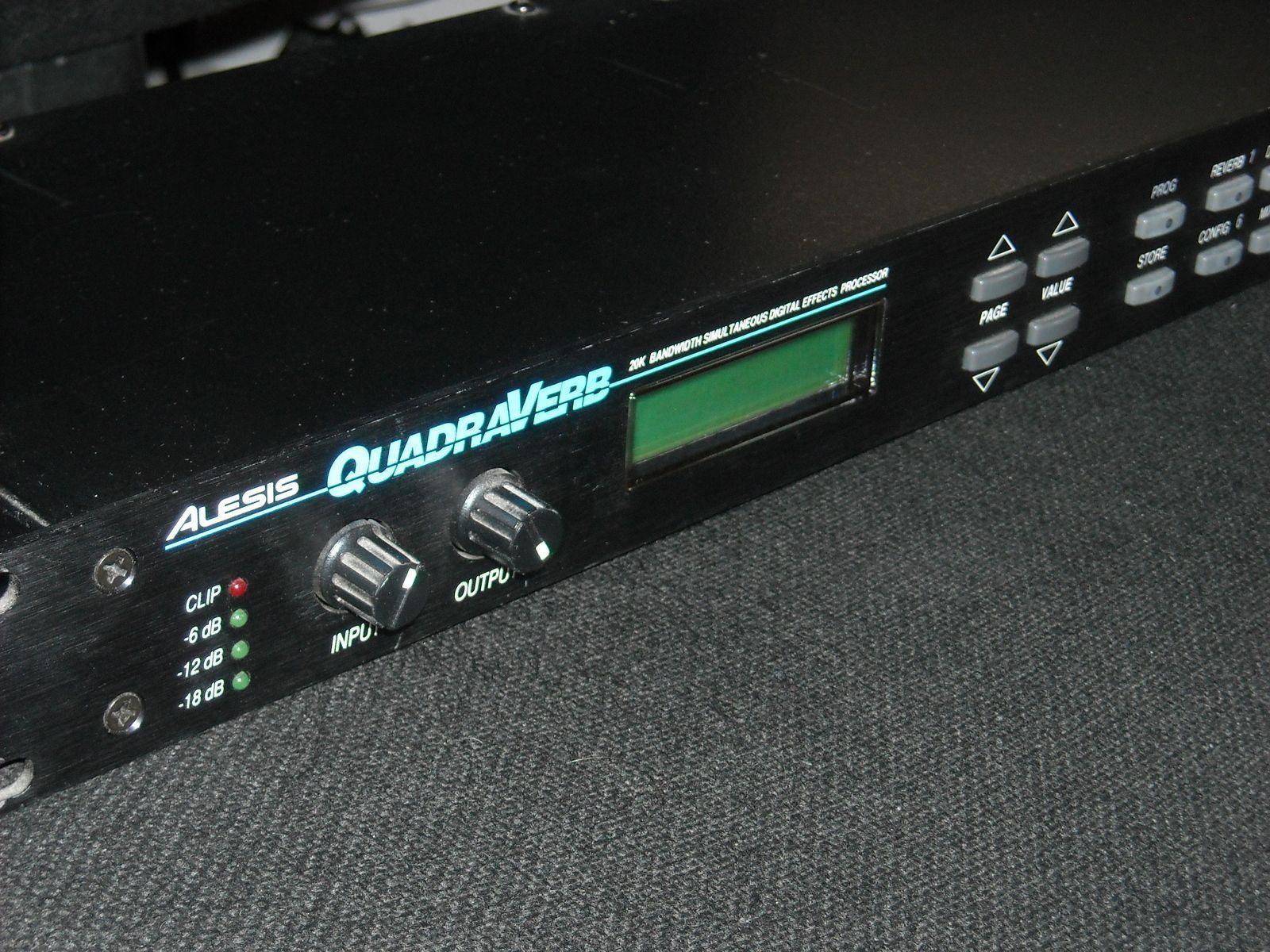 Alesis Quadraverb Plus