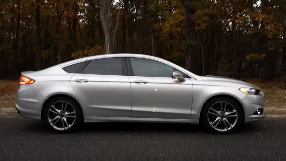 2014 Ford Fusion Huper Optik Xtreme 20 Tinted windows