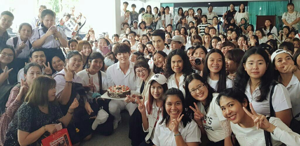Thank you for the unforgettable moments in life #HBD22ndGXXOD From: Godt