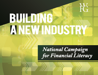 Building A New Industry Flipchart Large Size New Industries Financial Literacy Agenda Book