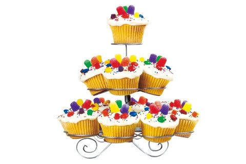 3 Tier Cupcake Stand – Justplay