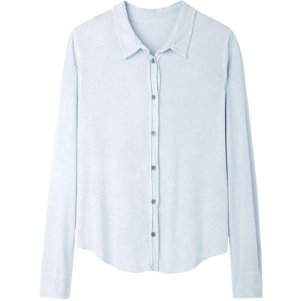 Raquel Allegra Girlfriend Shirt 205 Liked On Polyvore