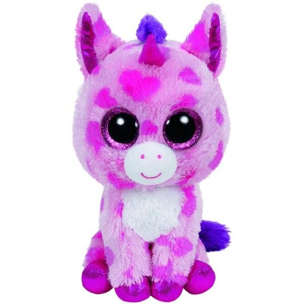 Amazon.com  Ty Beanie Boo - Sugar Pie the Unicorn 6