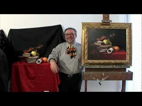 Lezioni di Pittura - Napoleone Nicodemo - YouTube - CORSO COMPLETO DI PITTTURA IN 9 DVD Tutto il fascino del realismo, con spiegazioni molto approfondite. L''artista dipinge vari temi dal vero, offre l''esperienza del suo raffinato stile e indica chiaramente, per ogni dipinto, la mescolanza e la composizione di tutti i toni di colore adoperati. Ogni cofanetto è corredato da un libro che contiene i concetti e le teorie