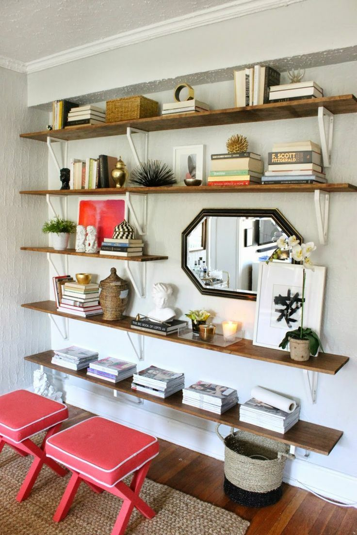 Build your own wall - 35 simple ideas to copy - Den   Ikea ...
