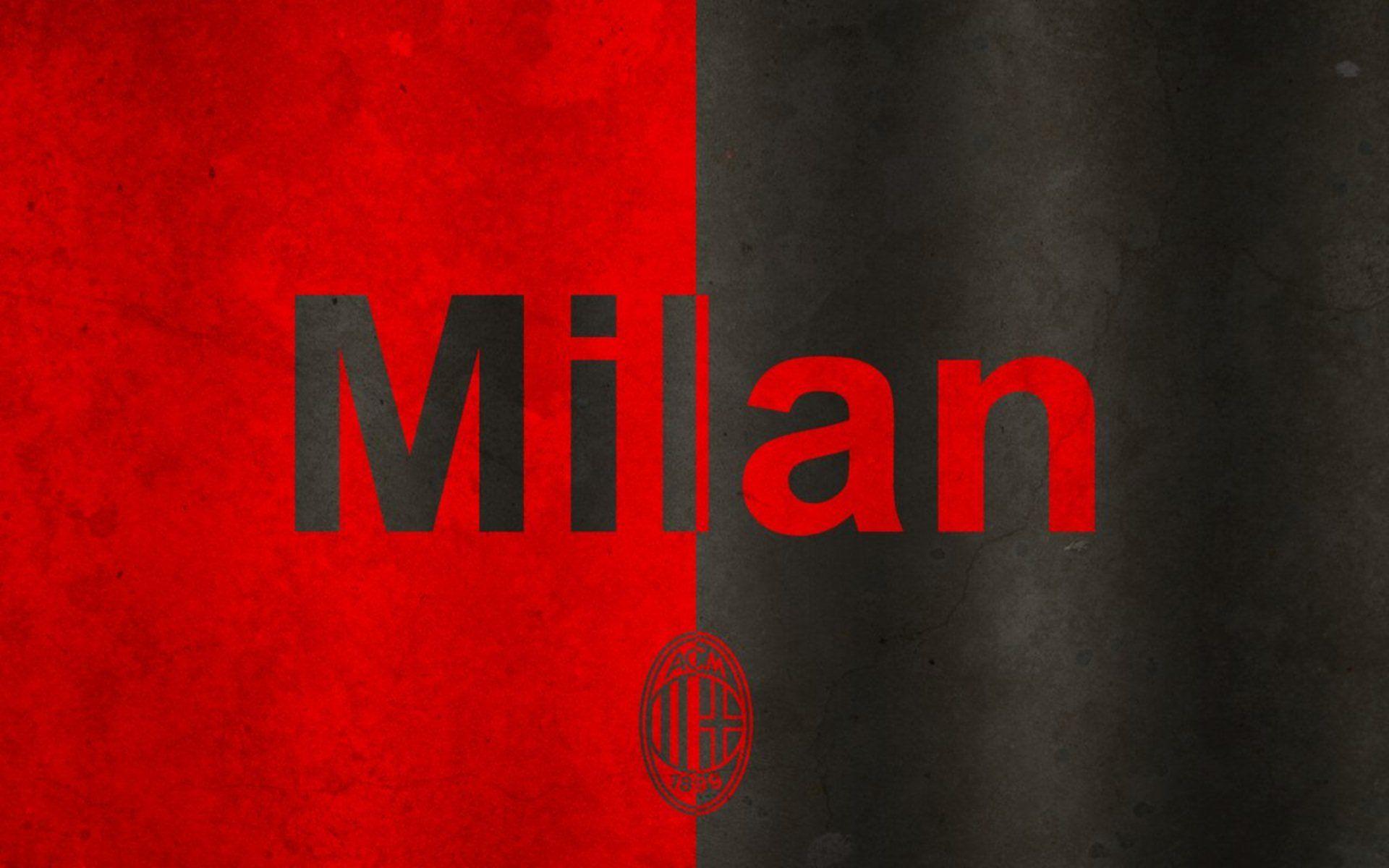 Red And Black Ac Milan Logo Wallpaper Hd 10060 Wallpaper Milan Wallpaper Ac Milan Logo Wallpaper Hd