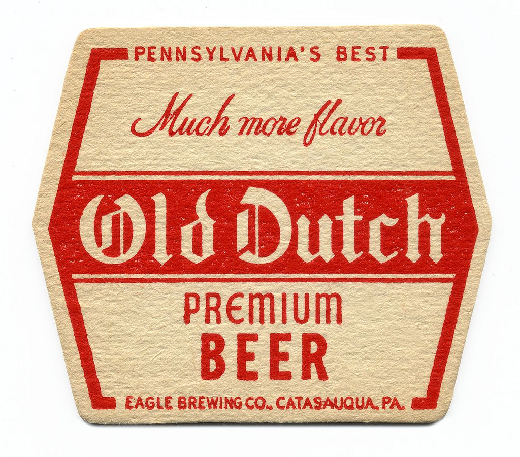All Sizes Old Dutch Premium Beer Flickr Photo Sharing Bierviltjes