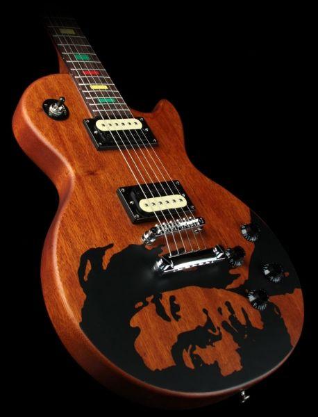 Risultati immagini per le chitarre di bob marley