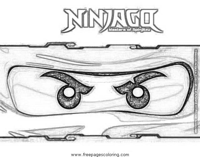 ninjago coloring pages google search - Coloring Pages Ninjago Green Ninja