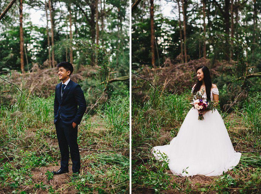 Synchronal Photography Singapore Wedding Photographer
