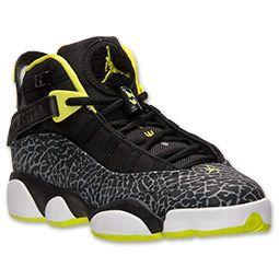 brand new aea19 6d7eb Boys' Big Kids' Jordan 6 Rings Basketball Shoes   HANYEL ...