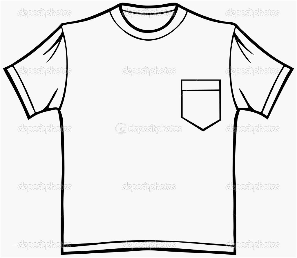 Blank T Shirt Drawing Free Download On Clipartmag In Blank Tshirt Template Pdf Shirt Drawing Shirt Template Blank T Shirts