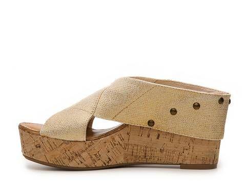 Crown Vintage Dany Wedge Sandal | DSW