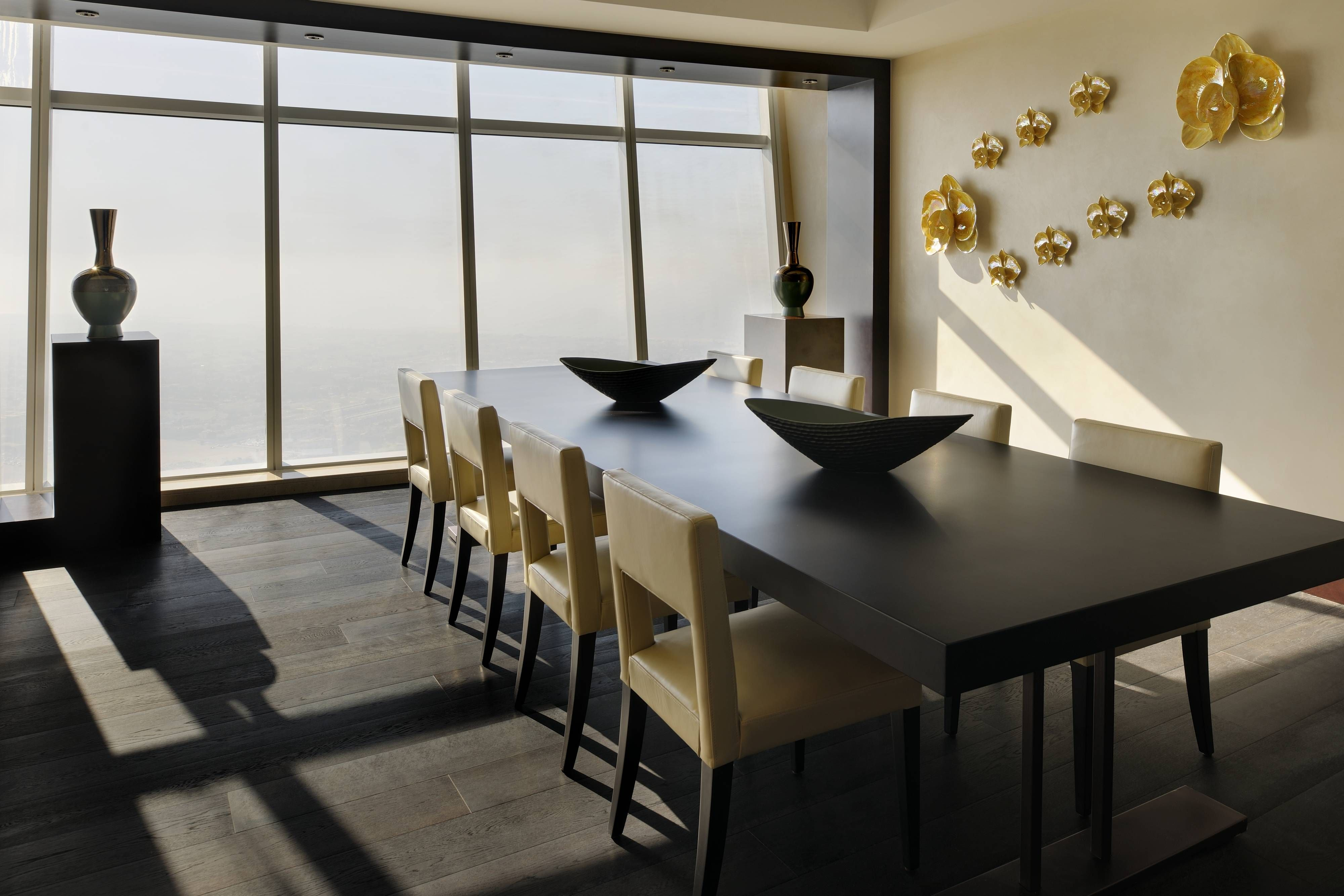 Jw Marriott Marquis Hotel Dubai Penthouse Suite Dining Room Travel Holidays Travel Home Styles Exterior Hotel House Styles