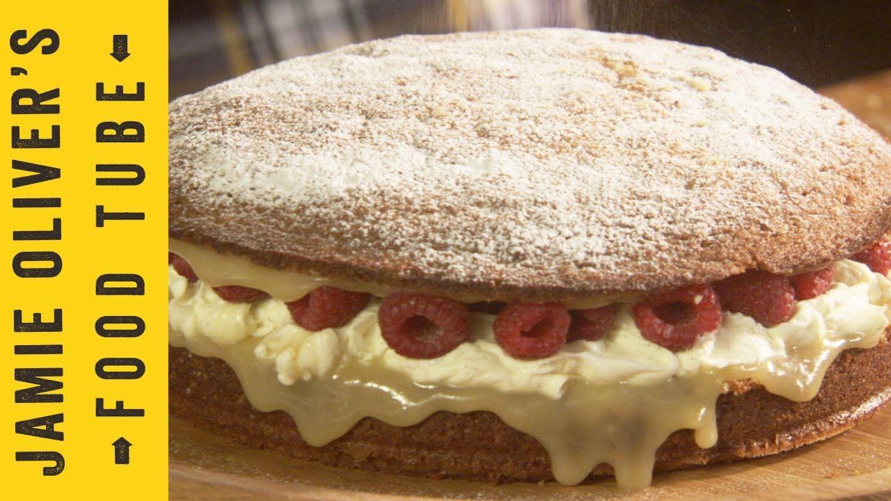 Jamie's Sponge Cake