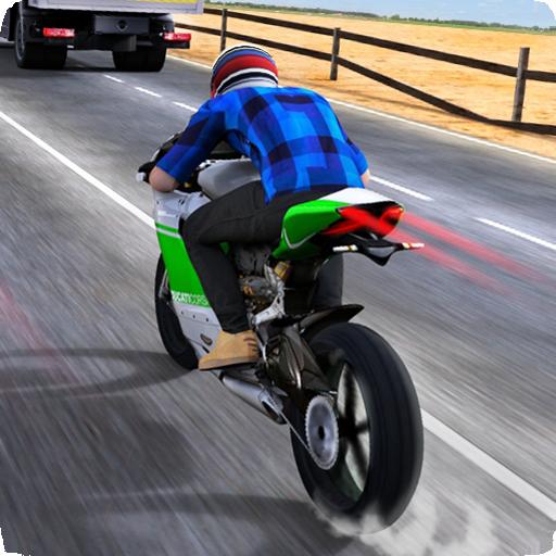 Moto Traffic Race V1 19 Mod Apk Money Motorsiklet Kamyon Araba