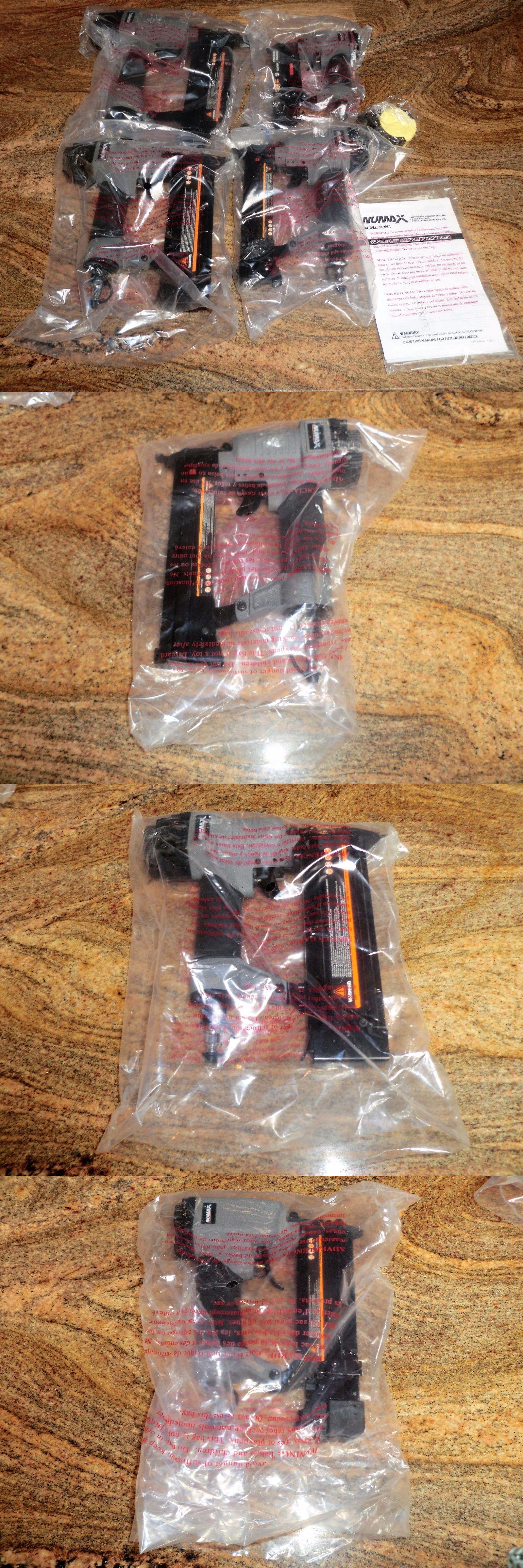 Air Tool Kits Sets 159927: Numax S9pfk 4-Piece Standard Finishing ...