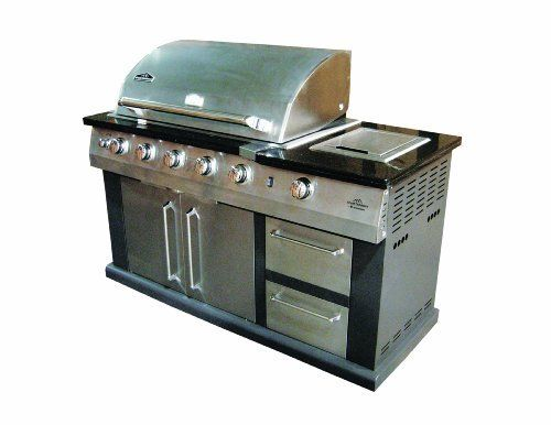 Landmann Usa 42144 Great Outdoors Island Gas Grill By Landmann Affiiate Link Gas Grill Grilling Outdoor Cooking Grills