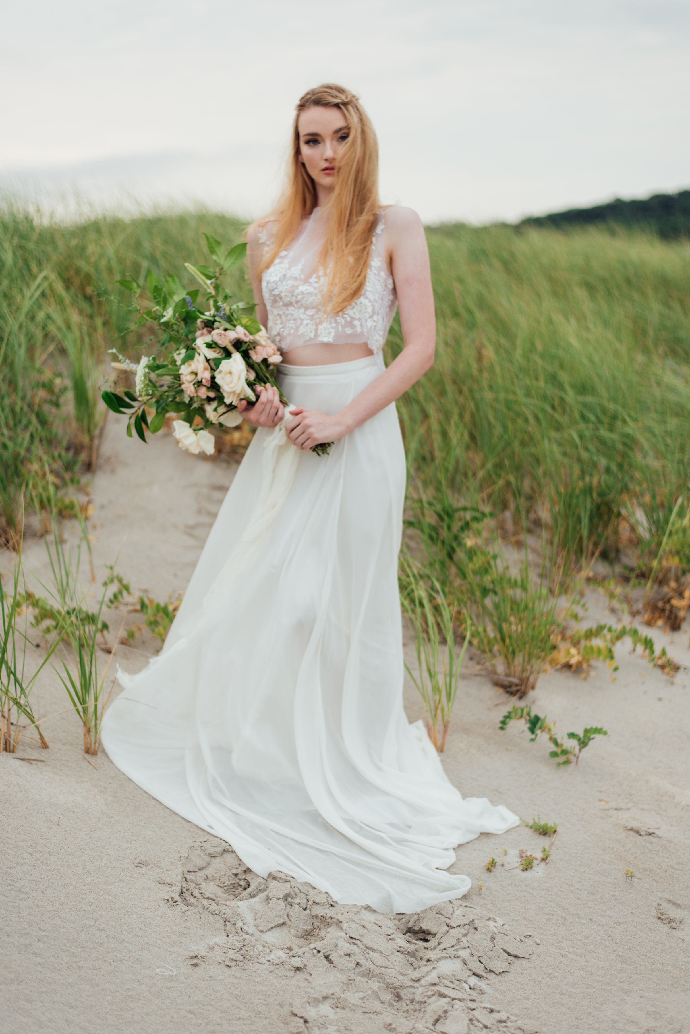 Dress: Gypsy Bride Model: Hayley F. Photography and Flowers: Chester ...