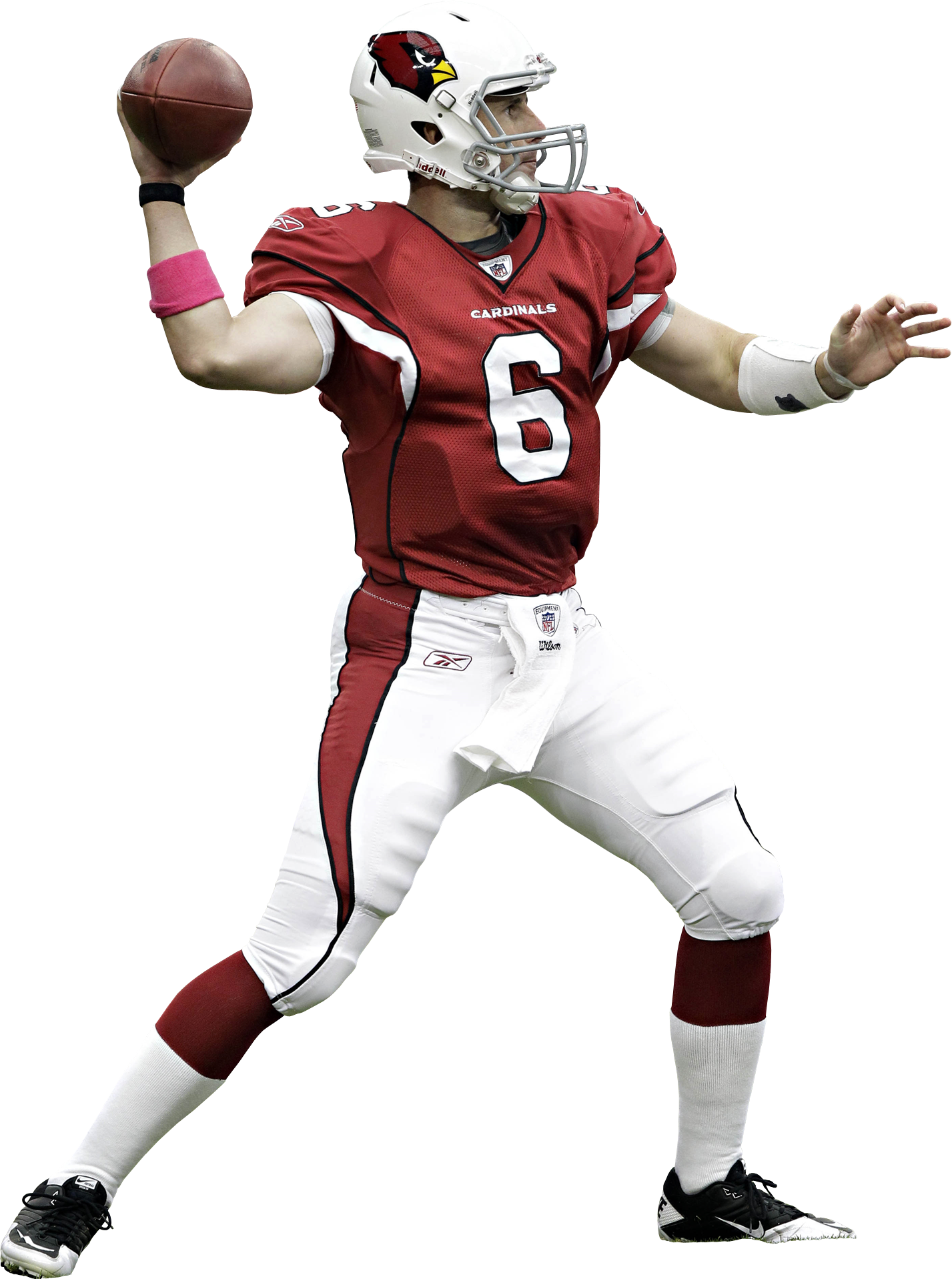American Football Player Throwing A Ball Png Image American Football American Football Players Football Players